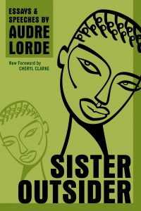 (E) Sister Outsider
